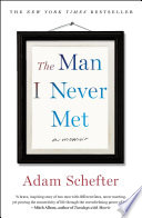 The Man I Never Met Book