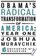 Obama s Radical Transformation of America