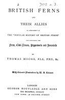British Ferns and their Allies  etc