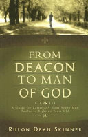 From Deacon to Man of God!