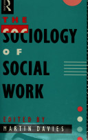 The Sociology Of Social Work