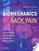 The Biomechanics Of Back Pain Book PDF