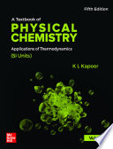 A Textbook of Physical Chemistry   Application of Thermodynamics   Volume 3  5th Edition