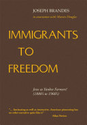 Immigrants to Freedom