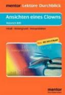 Ansichten eines Clowns, Heinrich Böll