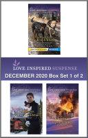 Harlequin Love Inspired Suspense December 2020   Box Set 1 of 2