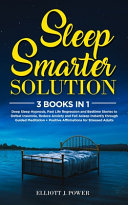 Sleep Smarter Solution