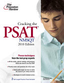 Cracking the PSAT  NMSQT 2010
