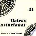 Lletres Asturianes 21