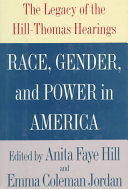 Race, Gender, and Power in America