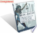 Brisk Justice Book PDF
