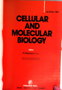 Cellular and Molecular Biology
