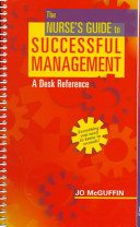 The Nurse s Guide to Successful Management