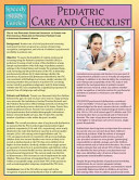 Read Online Pediatric Care and Checklist (Speedy Study Guide) For Free
