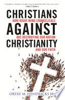 Christians Against Christianity