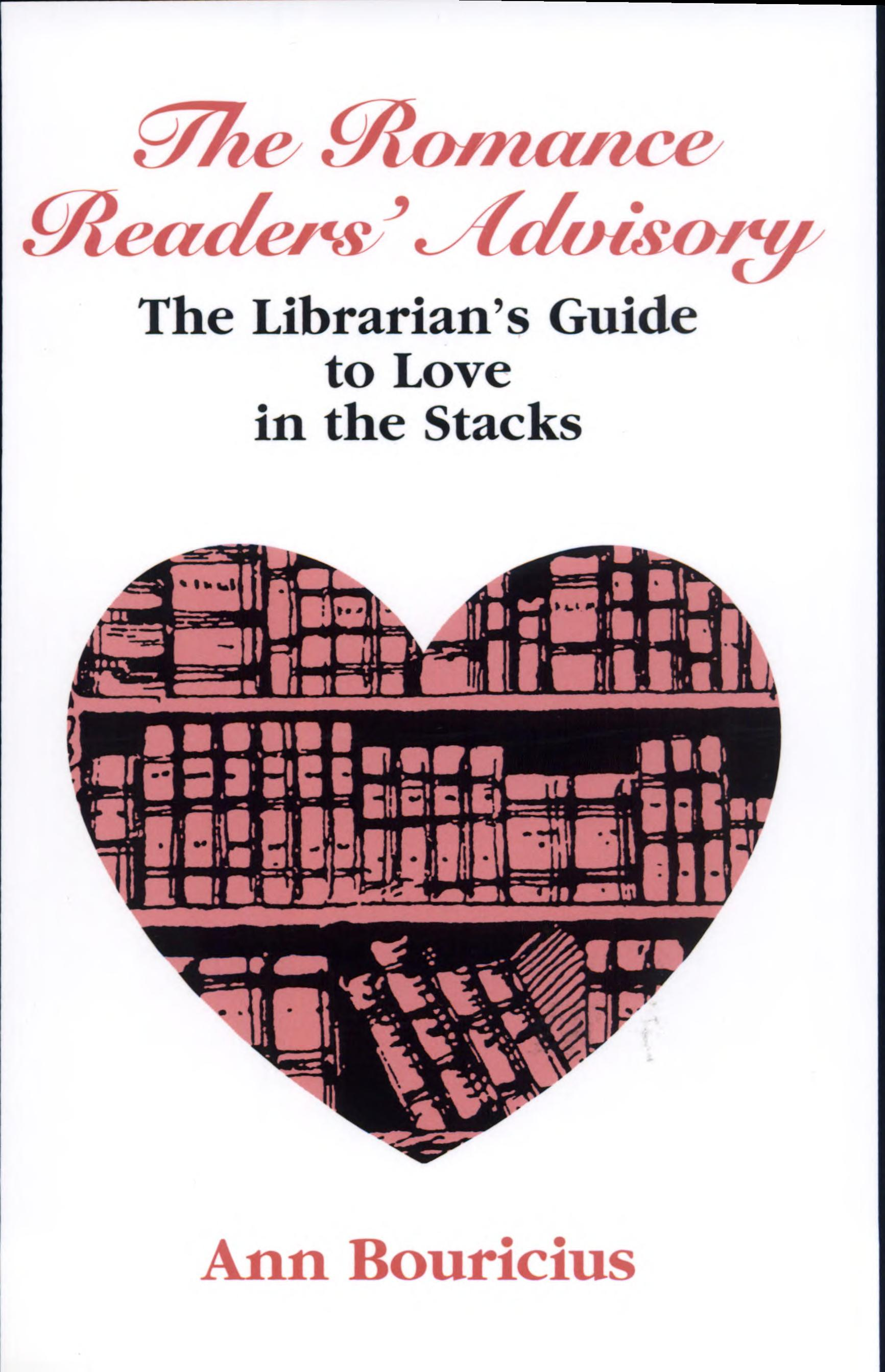 The Romance Readers  Advisory
