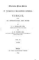 P  Vergili Maronis Opera