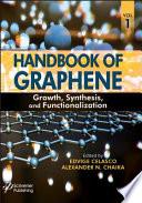 Handbook of Graphene Book