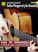 Acoustic Guitar Solo Fingerstyle Basics