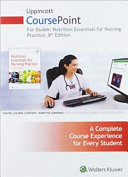 Lippincott Coursepoint for Dudek s Nutrition Essentials for Nursing Practice