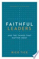 Faithful Leaders