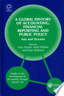 A Global History of Accounting, Financial Reporting and Public Policy