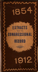Extracts from the Congressional Record