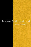 Levinas and the Political