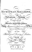 The European Magazine  and London Review Book