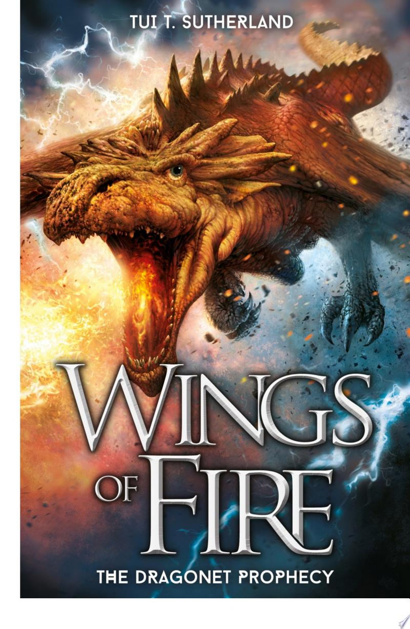 Wings of Fire 1: The Dragonet Prophecy image