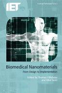 Biomedical Nanomaterials