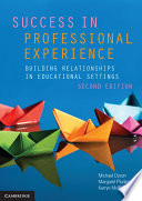 Cover of Success in Professional Experience