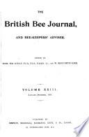 British Bee Journal