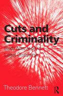 Cuts and Criminality Pdf/ePub eBook