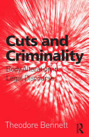 Cuts and Criminality