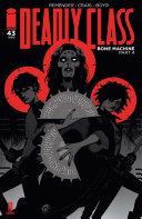 Deadly Class #43 Pdf/ePub eBook