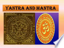 Yantra and Mantra   Illustrated Book