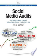 Social Media Audits Book