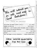 New World Fortnightly