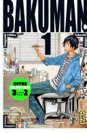 Bakuman - Pack Découverte - T1 à 3