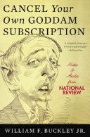 Cancel Your Own Goddam Subscription [Pdf/ePub] eBook