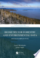 Biometry for Forestry and Environmental Data