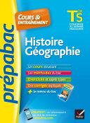 Histoire-Géographie Tle S - Prépabac Cours & entraînement