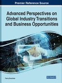 Pdf Advanced Perspectives on Global Industry Transitions and Business Opportunities Telecharger