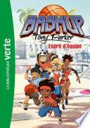Baskup Tony Parker 03 - Esprit d'équipe