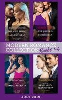 Modern Romance July Books 1 4