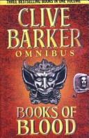 Clive Barker Omnibus ebook