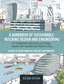 A Handbook of Sustainable Building Design and Engineering [Pdf/ePub] eBook