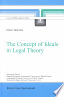 The Concept of Ideals in Legal Theory