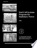 Fuel Cell Systems Program for Stationary Power